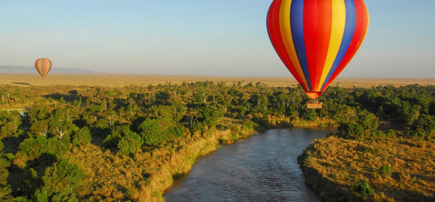 Angama Mara Balloon Image 2